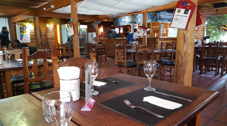 restaurante mesas